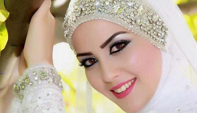 انتخاب مدل مناسب آرایش عروس