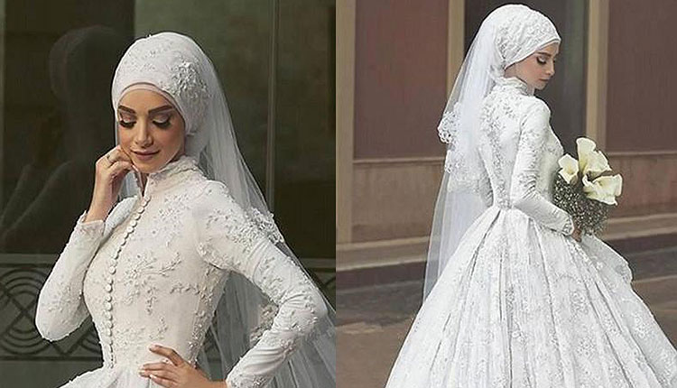 انتخاب لباس عروس مناسب | مدل لباس عروس