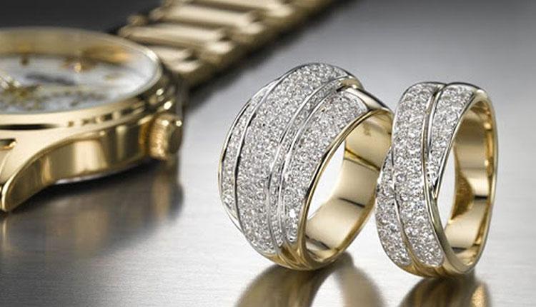 انواع جنس و مدل حلقه ازدواج | قیمت حلقه ازدواج